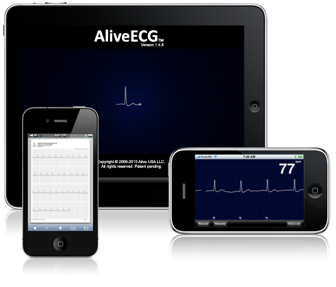 Send ECGs Via Smartphone? AliveCor Says Yes