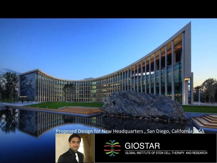 GIOSTAR: Worldwide Network of Stem Cell Hospital and Research Centers