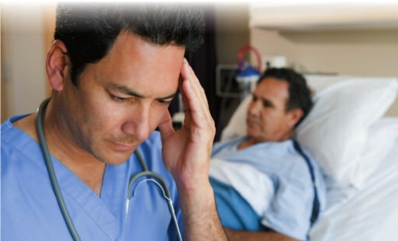 Burnout in the Hospital: Why Doctors Are Set Up for Stress