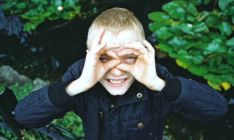 7-year-old with episodes of spacing out and eyes fluttering