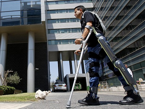 ReWalk's clearance puts exoskeleton technology in forefront of med-tech