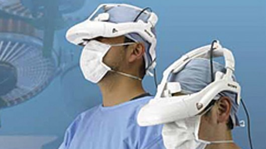 Virtual Reality Wearables Improve Surgery