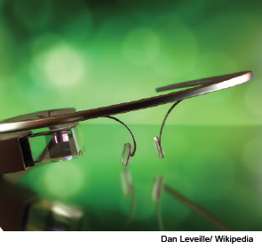 Alzheimer's: Google Glass As Brain Prosthetic
