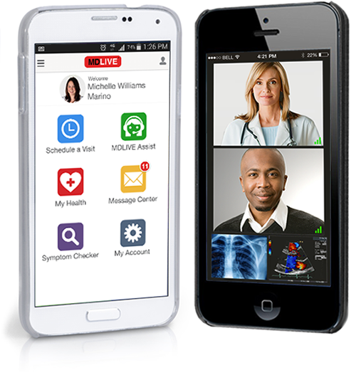 Walgreens and MDLIVE launch new telehealth service