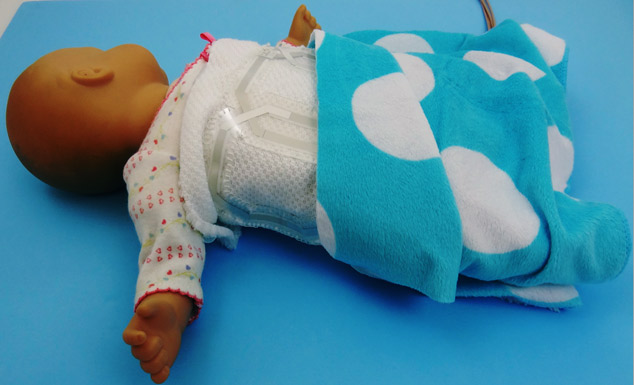 Welcome to the World of Wearable Electronics: Helps Save Preemie