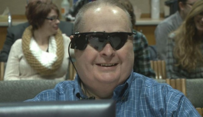 Blind Husband Sees Wife For First Time In 10 Years After Bionic Eye Procedure