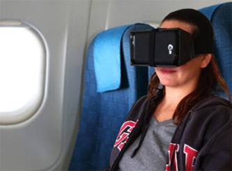 Near Sighted VR Augmented Aid App Helps Poor Eyesight with Virtual Reality Technology