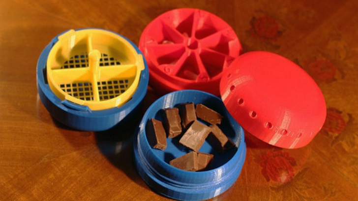The 3D Printed Pill Coater: A Sweet Deal Between Children and Medication